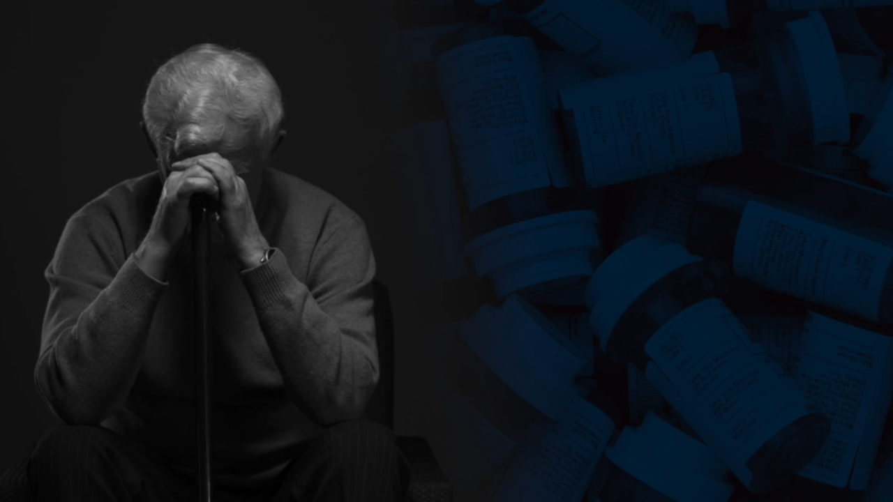 Commonly prescribed drugs tied to nearly 50% higher dementia risk in older adults, study says
