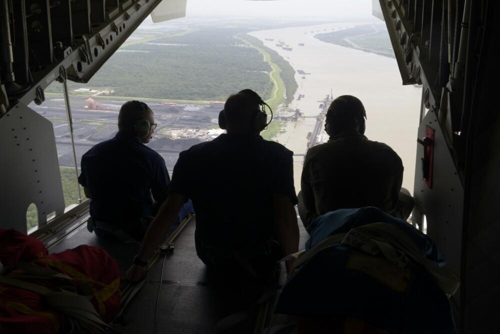 Coast Guard Survey - Mississippi RIver