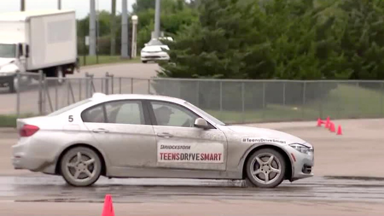 Event Helps Teens Learn How To Drive Smart