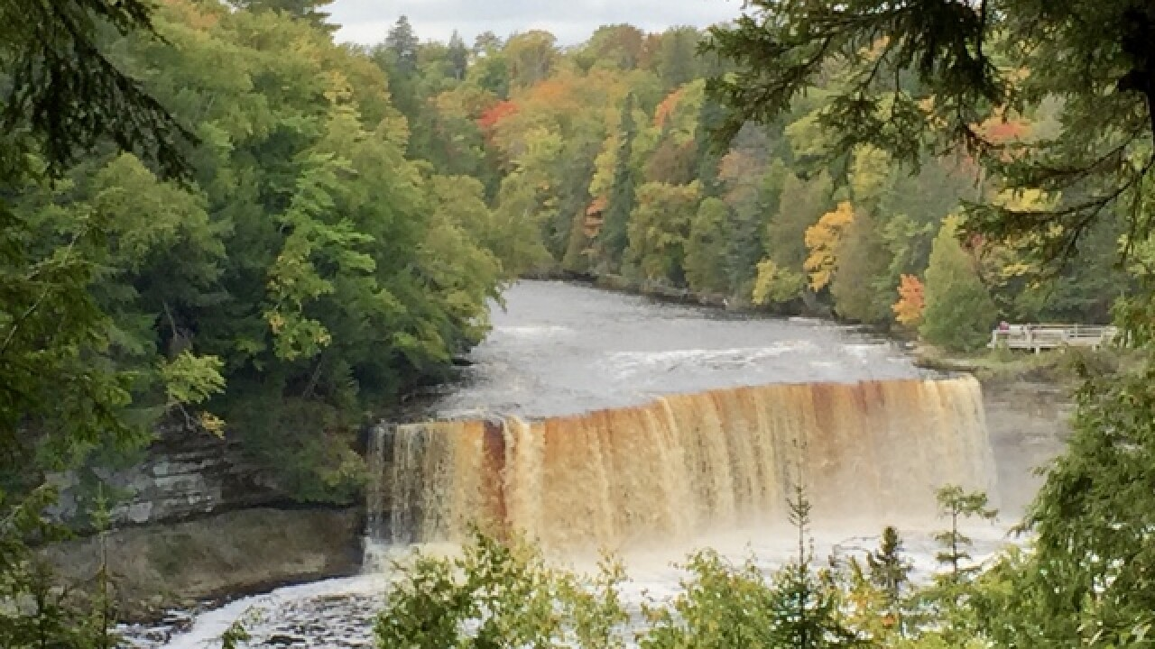 Michigan's Upper Peninsula named best spot in US for fall foliage