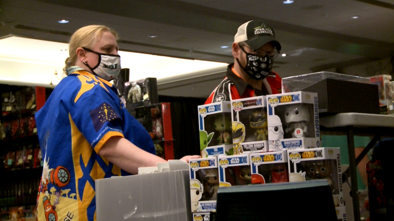 Fans turn out to celebrate at annual Nashville Sci-Fi convention