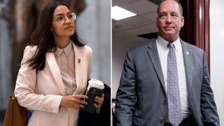 Congressman offers partial apology after heated exchange with AOC on Capitol steps