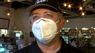 "Barrio Charro is bustling. ""Overall, everything looks good,"" said customer Stephen Shemin."