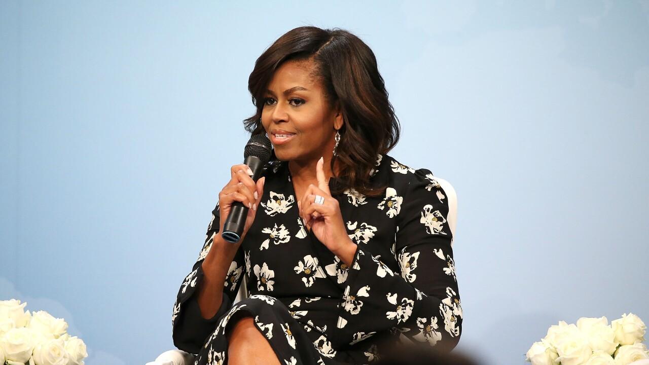 Michelle Obamas Becoming Memoir Best Seller On Amazon Since