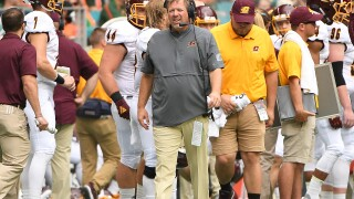 Central Michigan coach Jim McElwain named MAC Coach of the Year