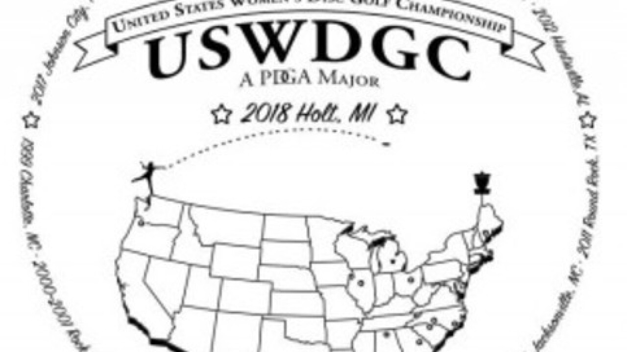 2018 PDGA United States Women's Disc Golf Championships