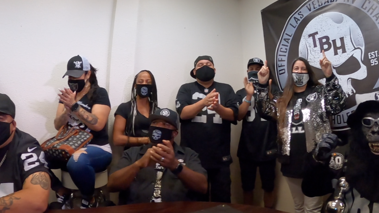The Black Hole assures Raiders they will support team in Las Vegas