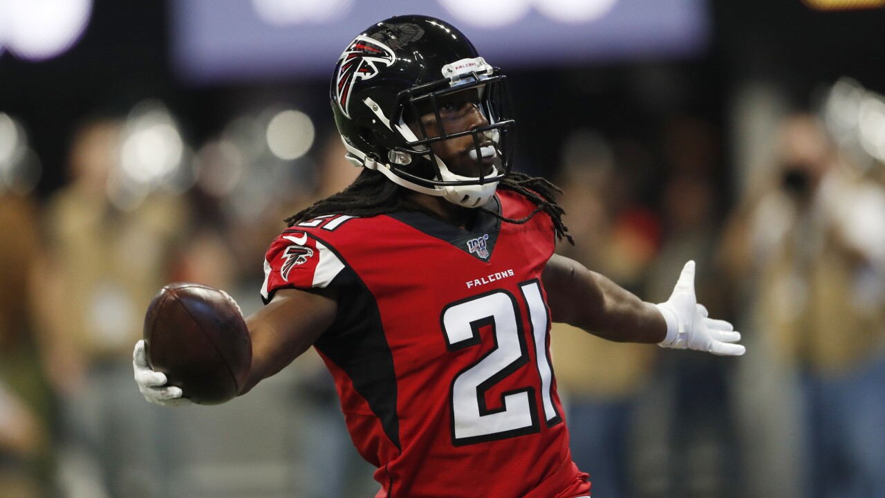 Report: Lions agree to deal with CB Desmond Trufant
