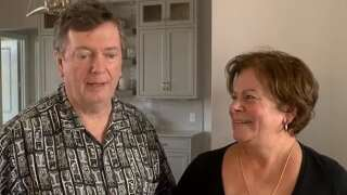 Crowley couple wins St. Jude Dream Home