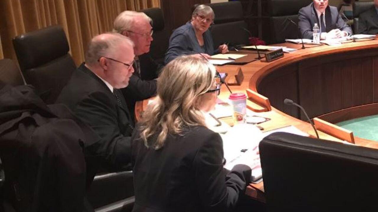 nebraska liquor control commission at ne state capitol