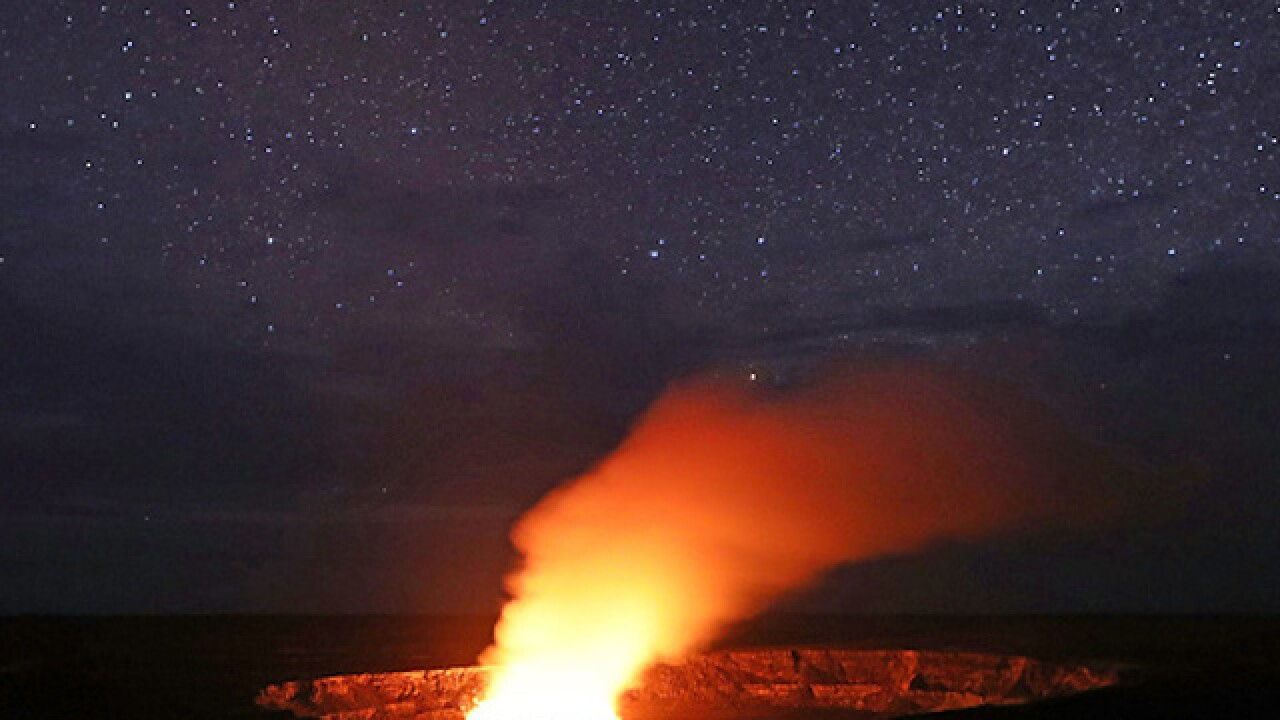 President Trump declares Hawaiian volcano eruption a major disaster