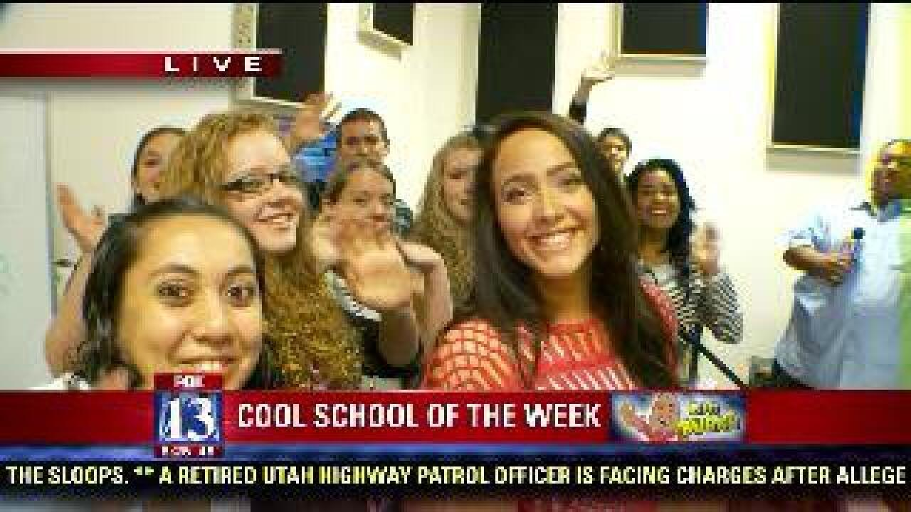 Class creates song about 'Good Day Utah'