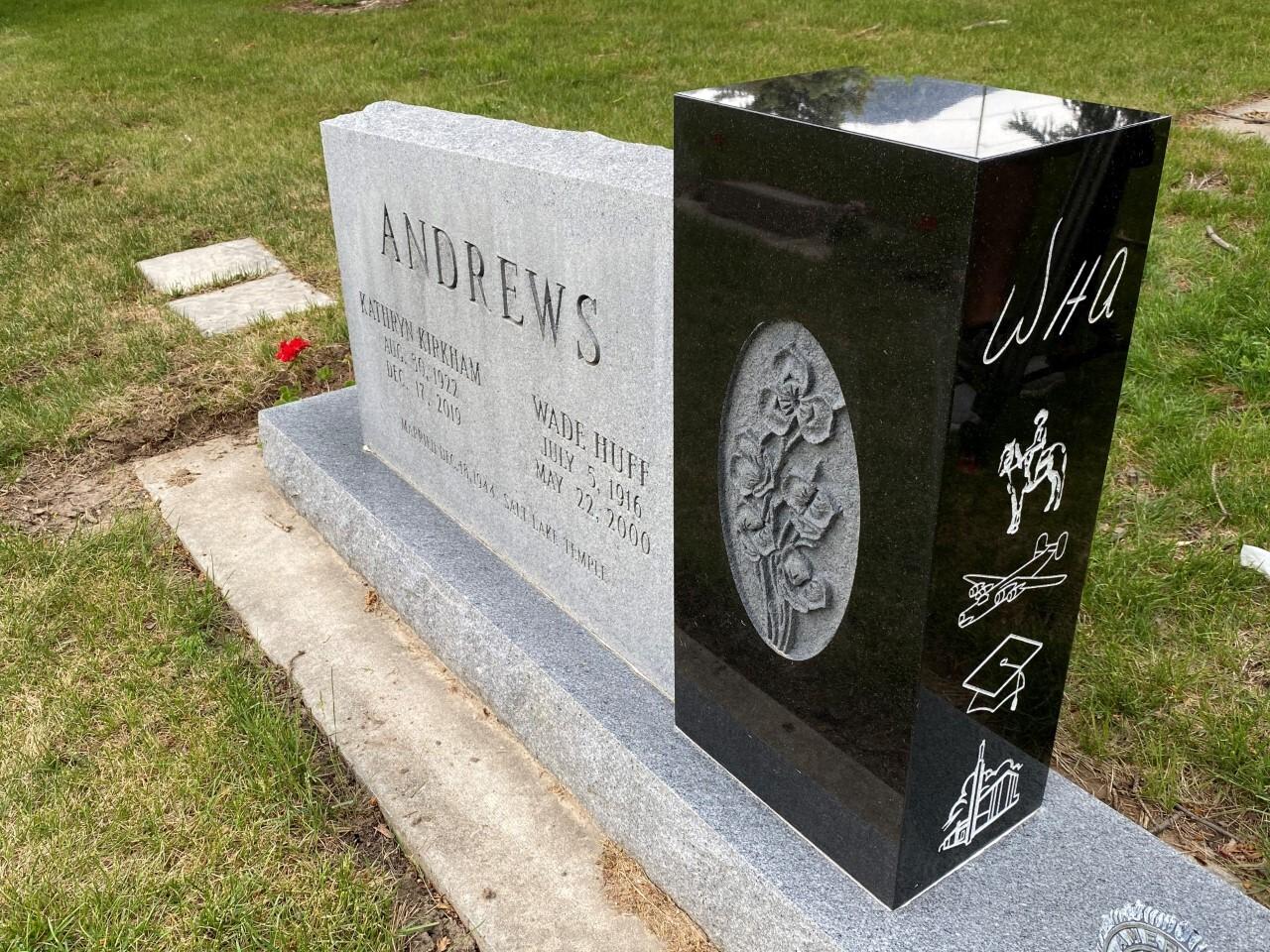 Andrews Headstone