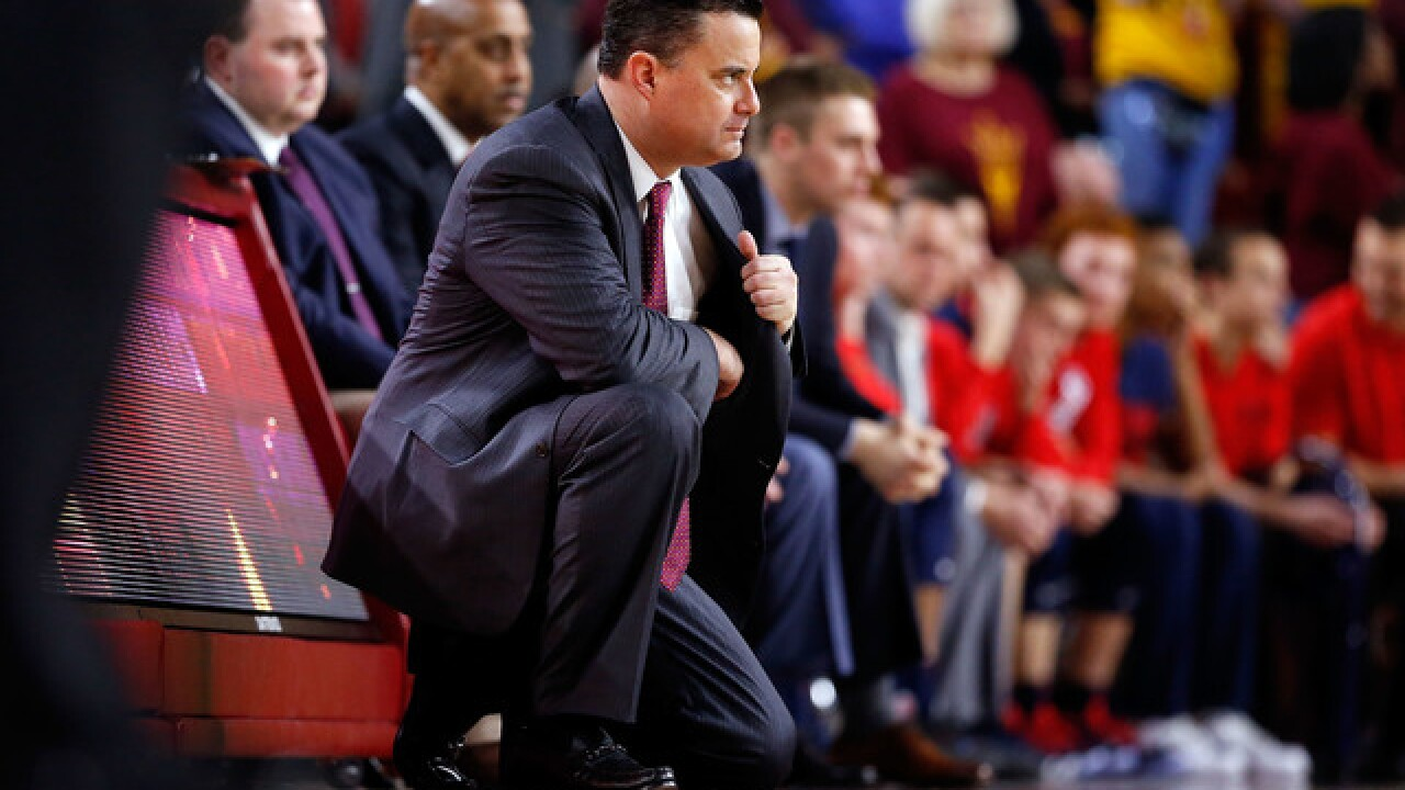 Sean Miller not coaching tonight at Oregon