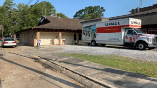 Evangeline Parish supply drive.jpg