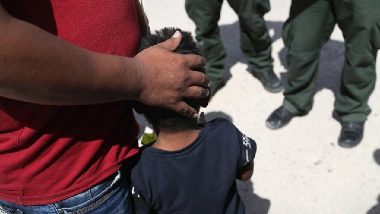 Long term mental health effects on migrant kids