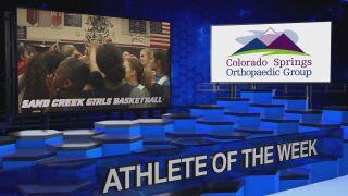 KOAA Athlete of the Week, Sand Creek Girls Basketball