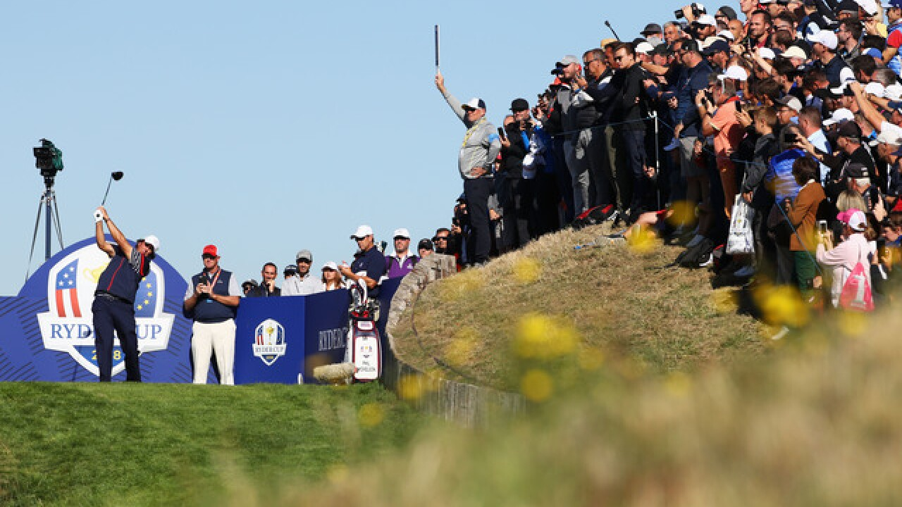 RYDER CUP '18: Facts and figures for the 42nd matches