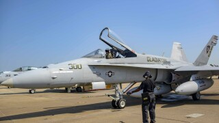 Photos: The last F/A-18C Hornet has flown into the history books from Virginia Beach