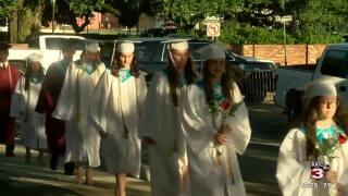 Catholic High seniors graduation 2020