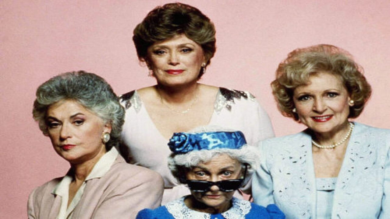 Buy A Set Of 'Golden Girls' Bobbleheads
