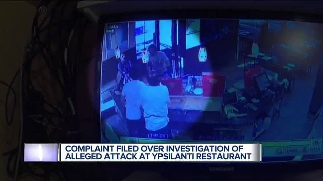 CAIR files complaint over restaurant incident