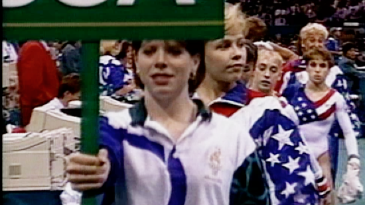 Tri-State's 'Magnificent Two' won gold in 1996