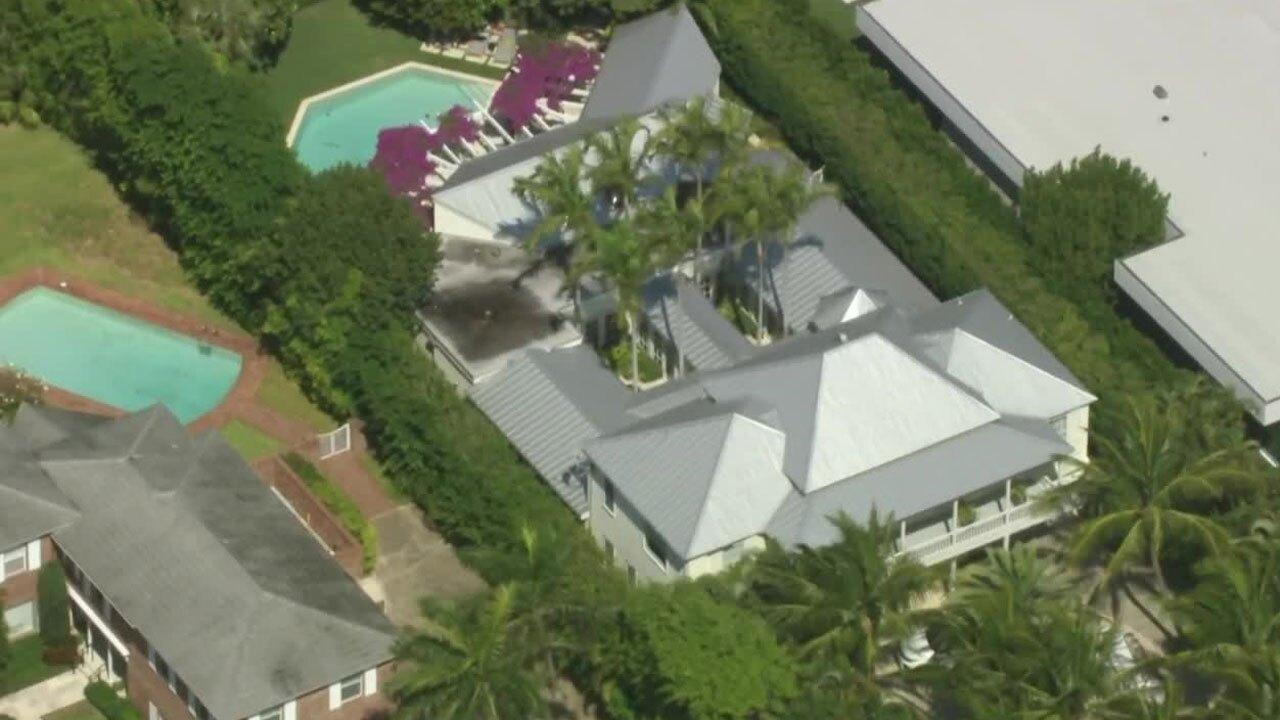 Former Palm Beach home of Bernie Madoff