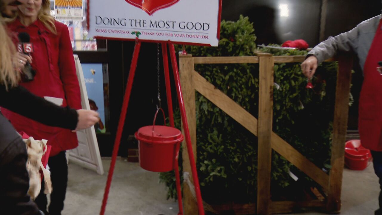 red kettle salvation army