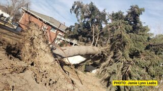 Winds continue to cause issues in Great Falls