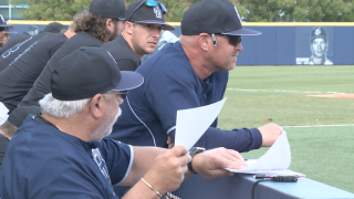Old Dominion head baseball coach Chris Finwood signs four-year contract extension