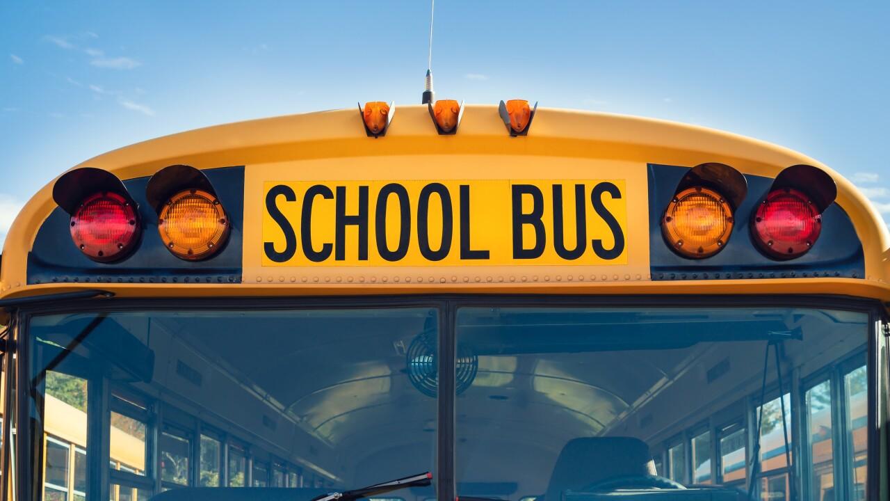 Newport News elementary school student brings steak knife on schoolbus