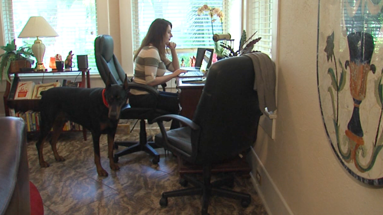 Feeling aches and pain? It could be your work from home set up