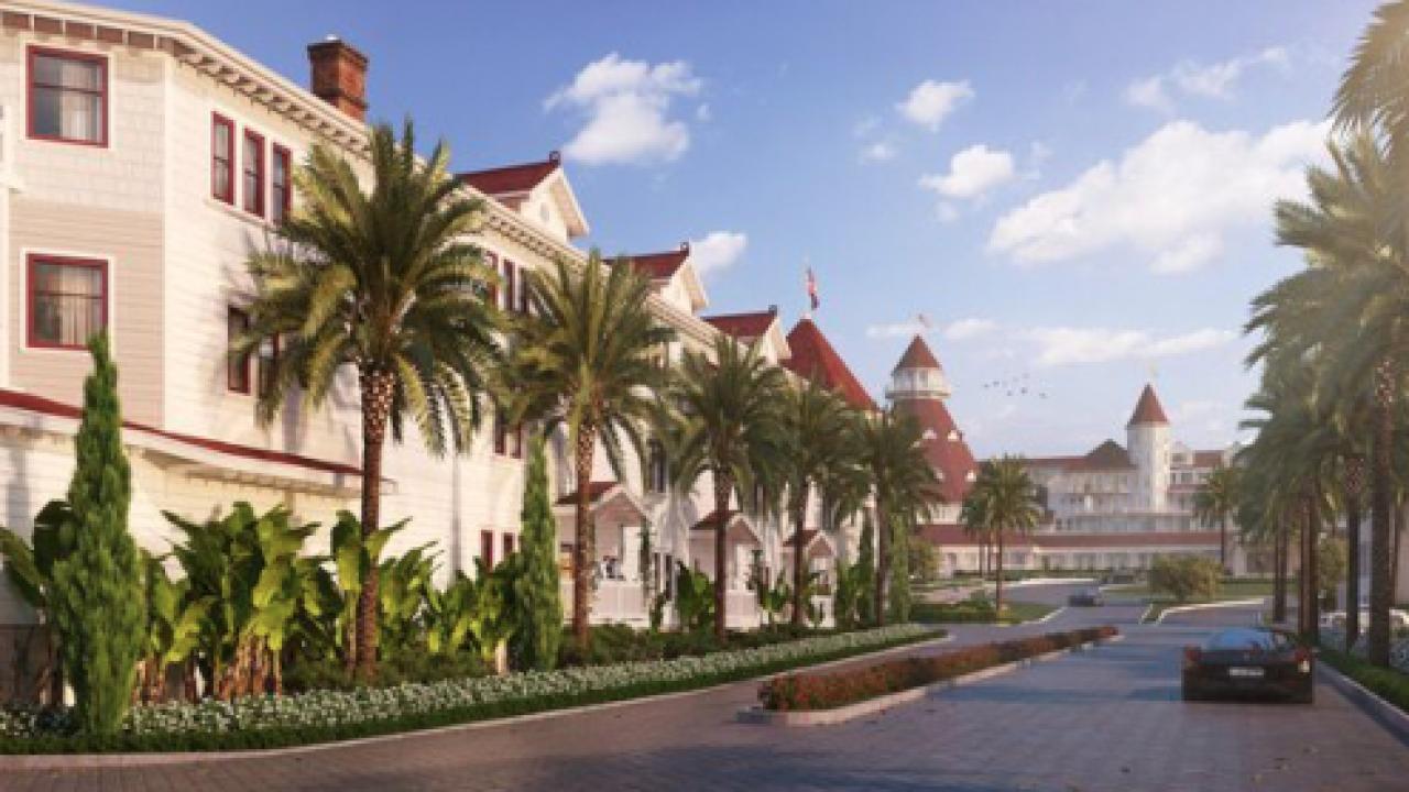 $200M Hotel del Coronado renovation unde