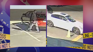 Car Burglary Suspect