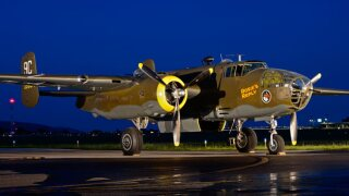The B-25 Rosie's Reply