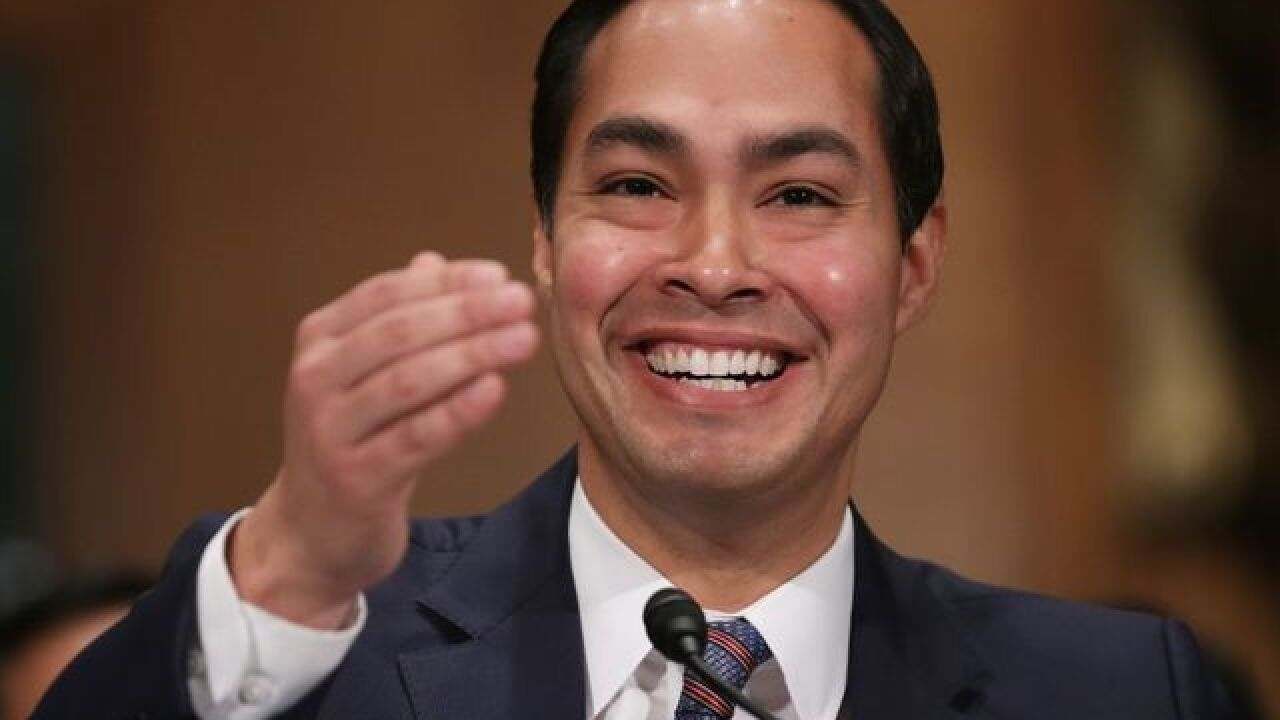 Julian Castro says he's 'likely' to challenge Trump in 2020