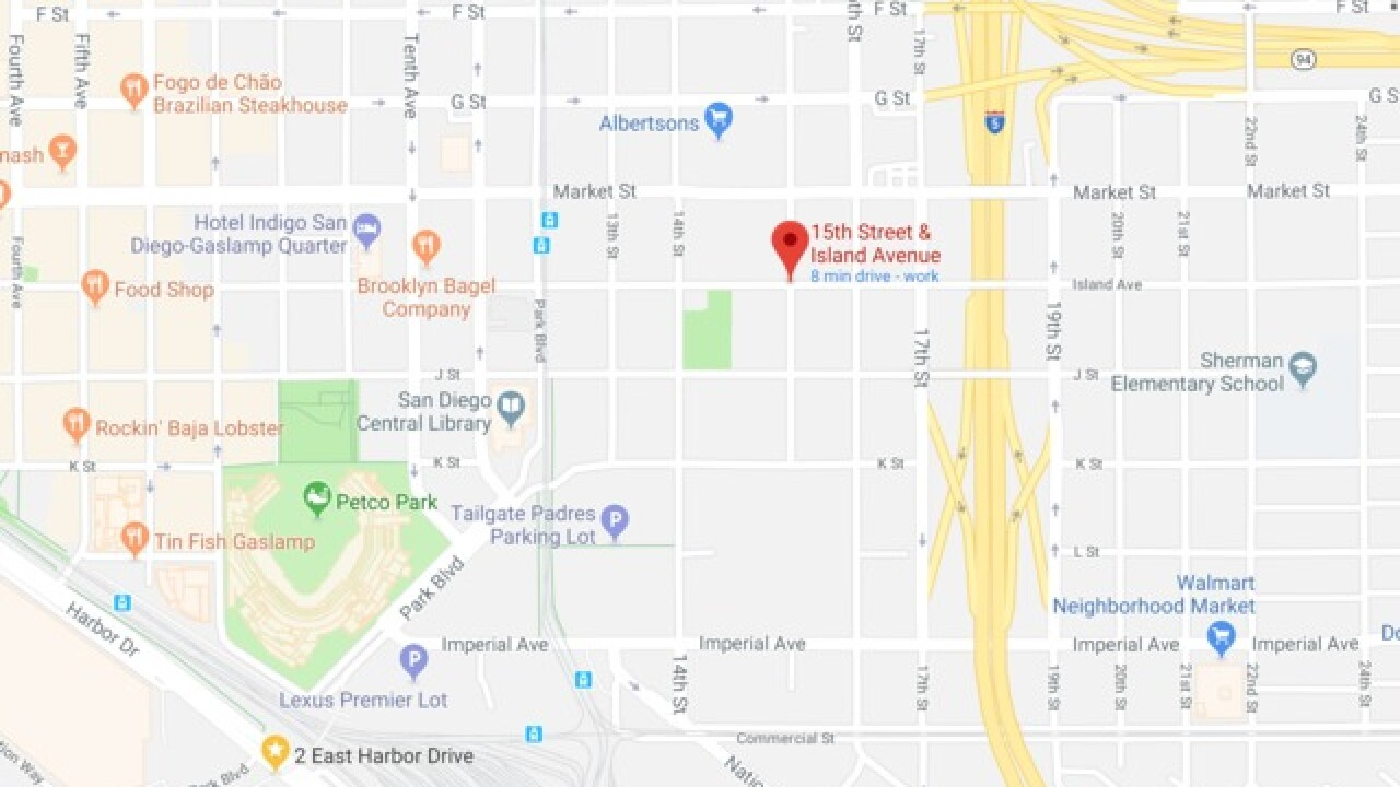 Multiple people shot near Petco Park