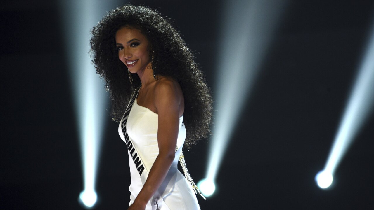The new Miss USA is a North Carolina lawyer who works on behalf of prison inmates