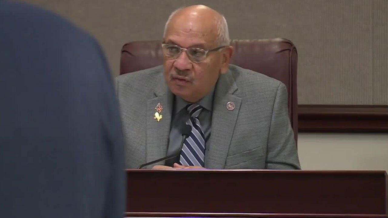 Florida State Sen. Victor Torres