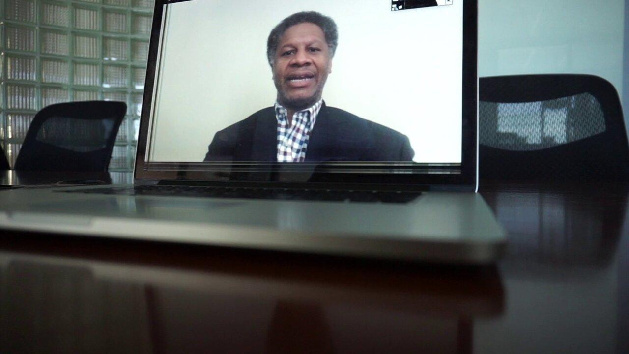 VCU Massey Cancer Center Director Dr. Robert Winn