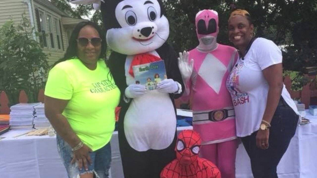 Henrico mom plans annual back-to-school bash: 'I just want to do what I can tohelp'