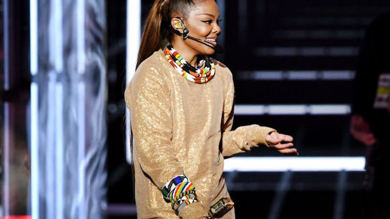 Janet Jackson releases first new music in three years