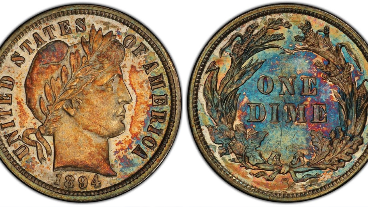 Virginia Beach man buys rare dime for $1.32 million