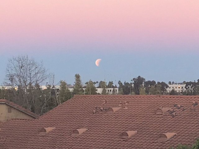 PHOTOS: San Diegans see rare Super Blue Blood Moon