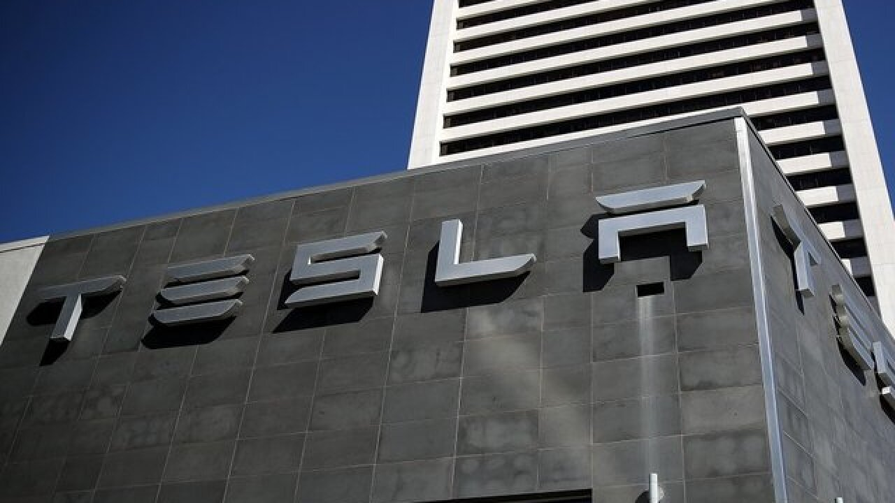 Telsa confirms vehicle in fatal California crash was on Autopilot