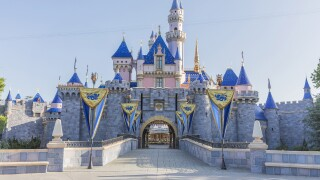 Disneyland's Sleeping Beauty Castle reopens after months-long renovation