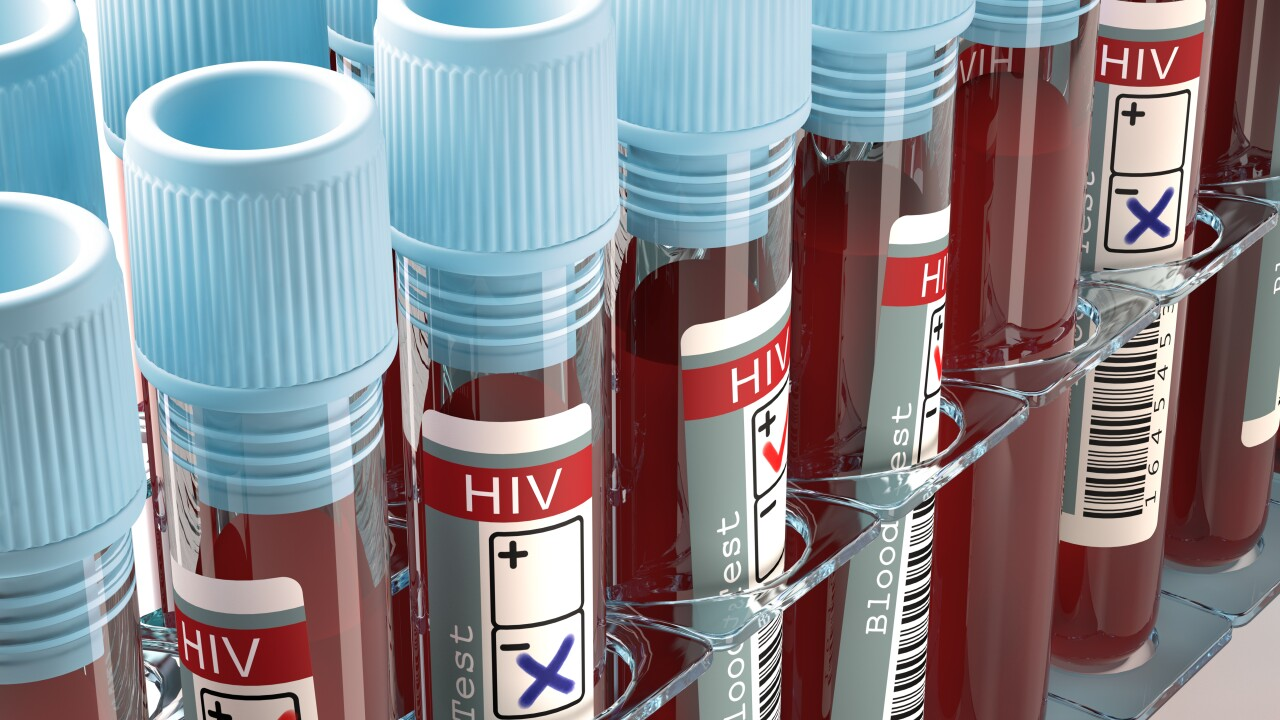 Modern HIV drugs can add 10 years to life expectancy, study says