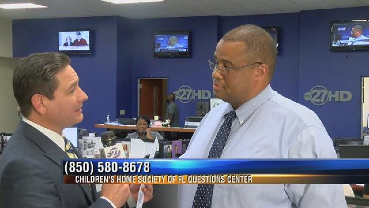 WTXL Questions Center What does the Children's Home Society Do