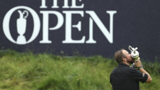 Shane Lowry British Open